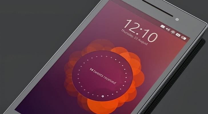 Ubuntu smartphone PC
