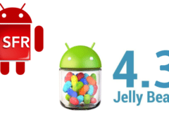 Android 4.3 SFR