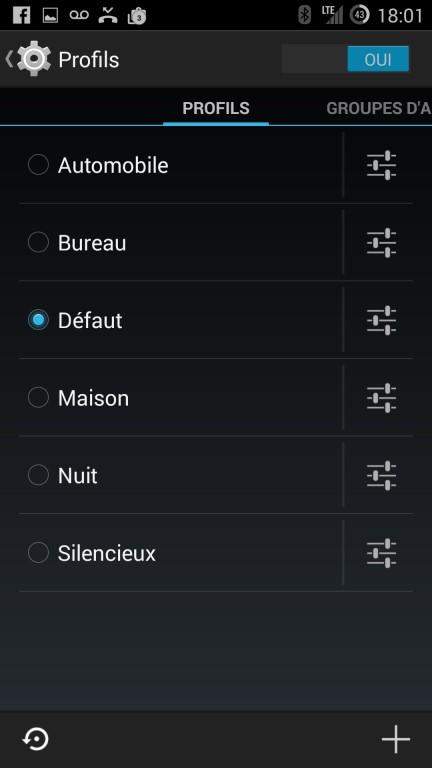 CyanogenMod installation personnalisation