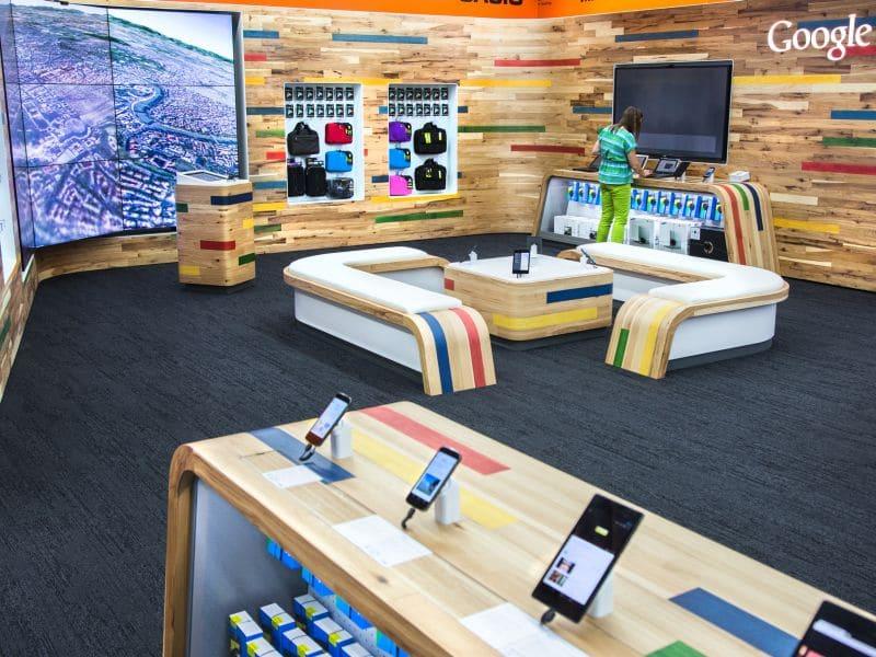 Google boutique