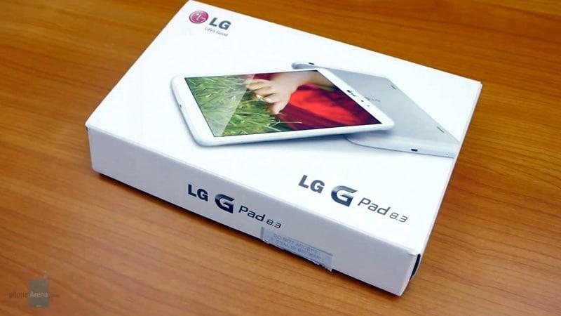 LG-G-Pad 8.3