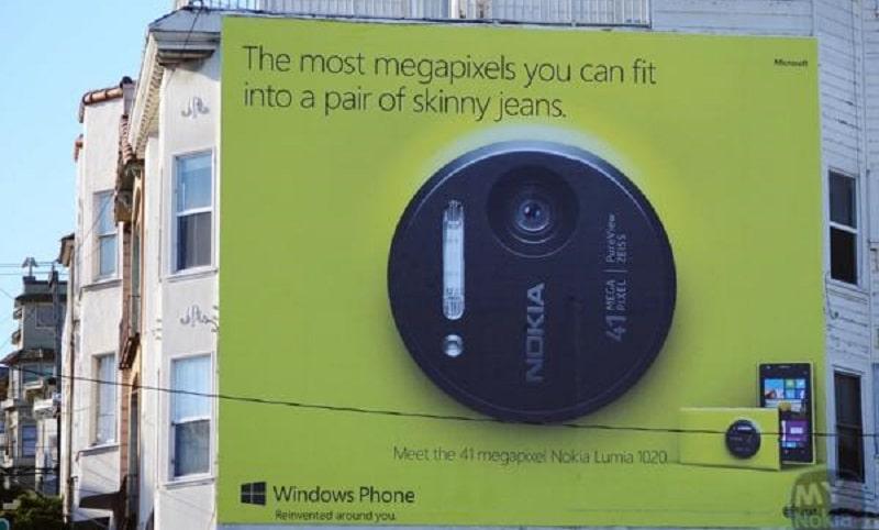 Nokia Lumia 1020 et Galaxy S4 Zoom