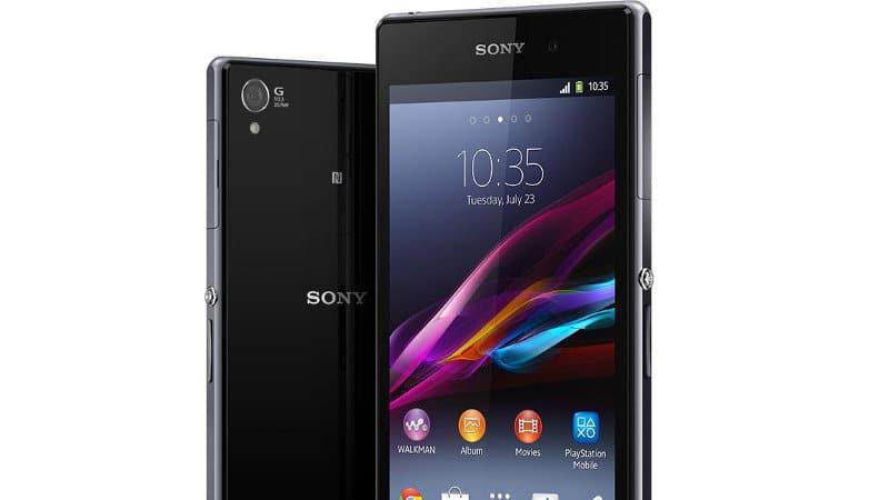 Sony Xperia Z1 precommande