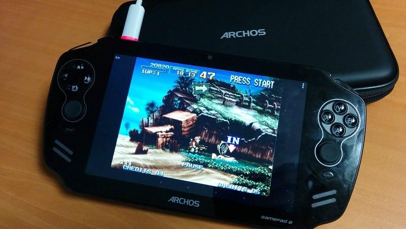 archos gamepad2