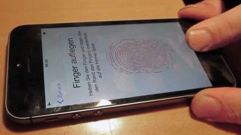pirater empreinte iphone 7 Plus