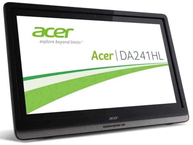 pc acer da241hl