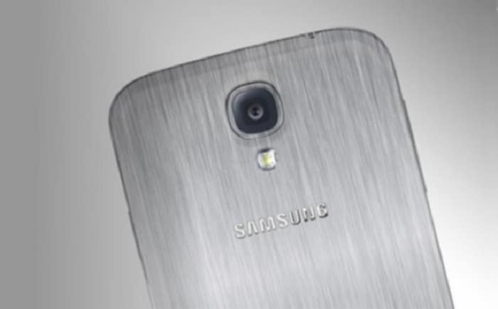 Samsung Galaxy S5 : la coque en métal confirmée
