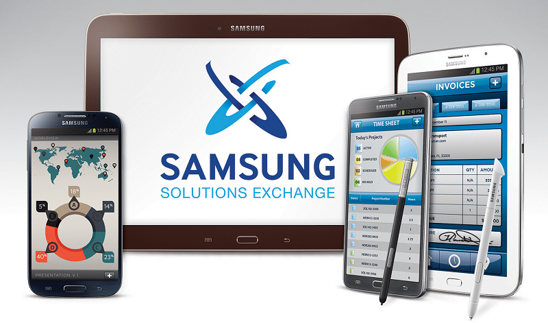 samsung-solutions-exchange