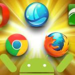 Android et les meilleurs navigateurs web disponibles