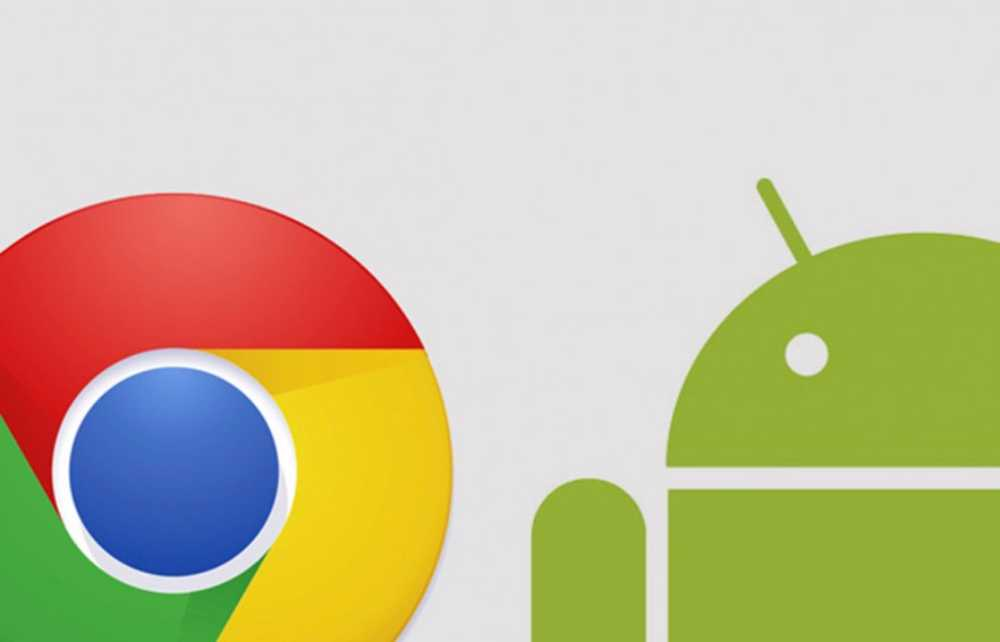 Chrome sur Android