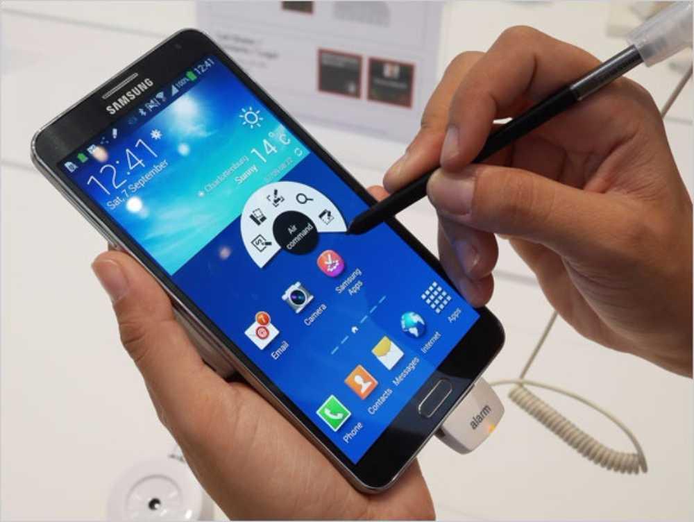 Galaxy Note 3 : la phablet coûte seulement 170€ à produire