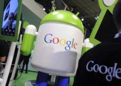 google investit 23 millions de dollars pour rendre android plus rapide