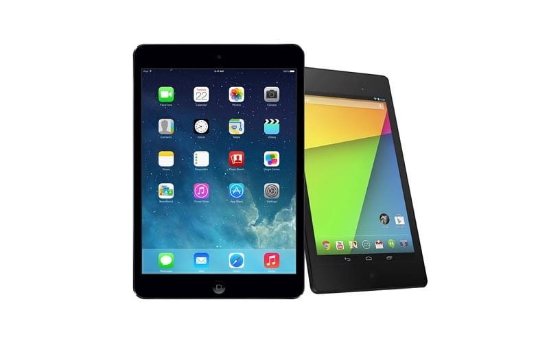 iPad Mini Retina Nexus 7 2013 LG G Pad 8.3