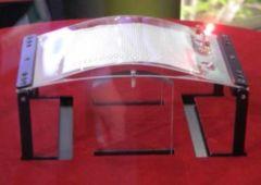 lg batteries flexibles accompagner lecran oled 6 pouces incurve