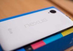 nexus 5 pas de batterie 3000 mah mais un modele blanc devoile en photos