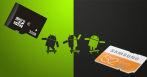 Tuto, transfert d'applis vers la micro SD