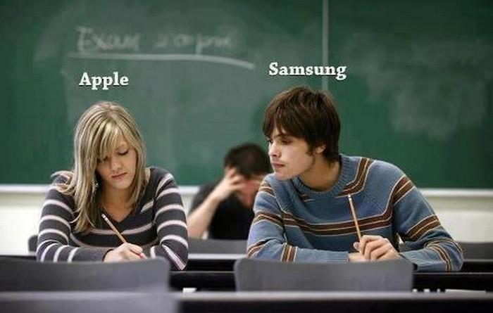 apple samsung copie
