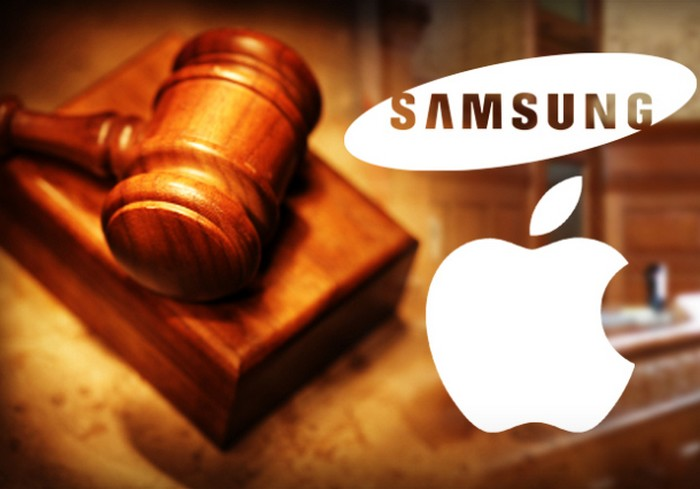 samsung apple brevet