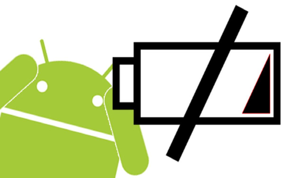 android autonomie smartphone
