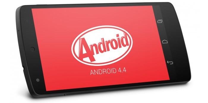 android kitkat nexus 4