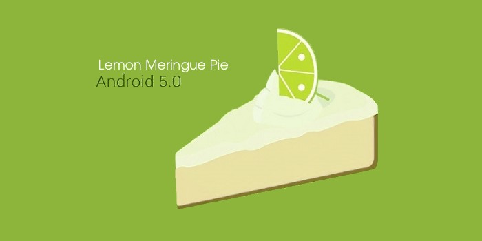 android lemon meringue pie