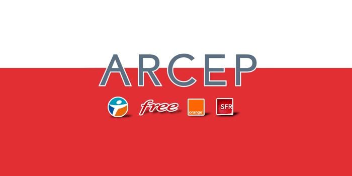 arcep operateurs 4G