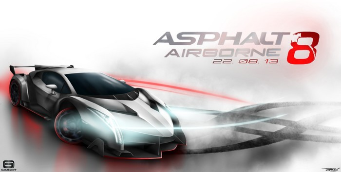 asphalt 8 android
