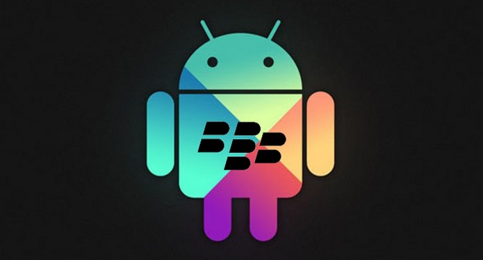 blackberry OS play store