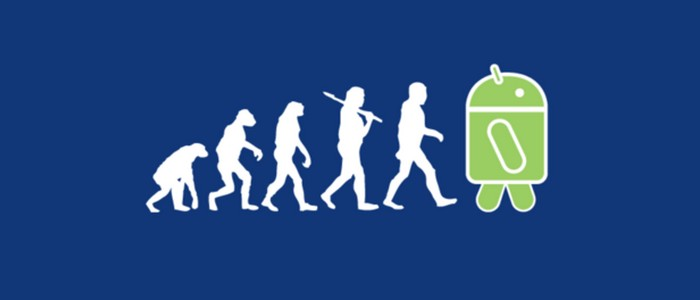 evolution-android-une