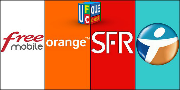 Free Mobile SFR Orange Bouygues UFC