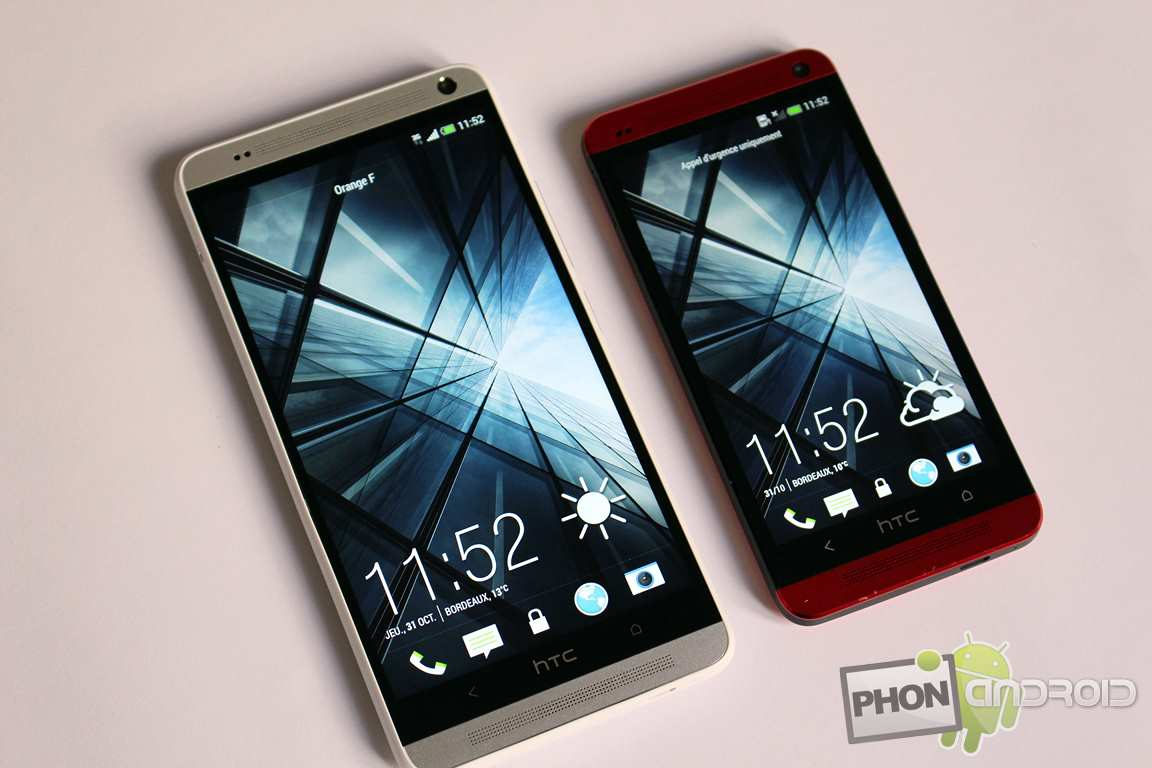 htc one vs one max