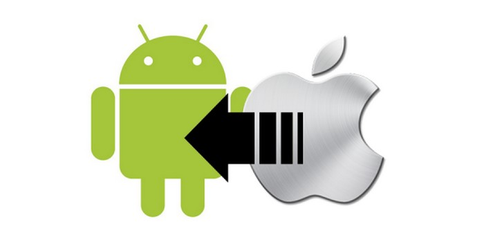 ios vers android