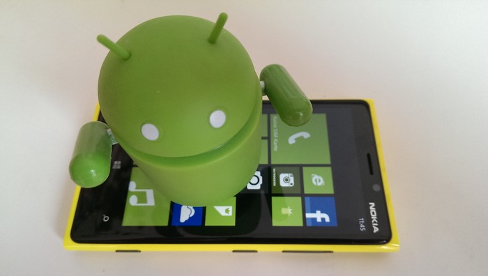 microsoft argent android