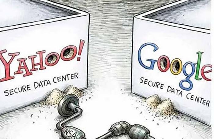 nsa google yahoo
