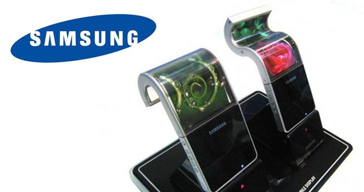 samsung ecran etirable