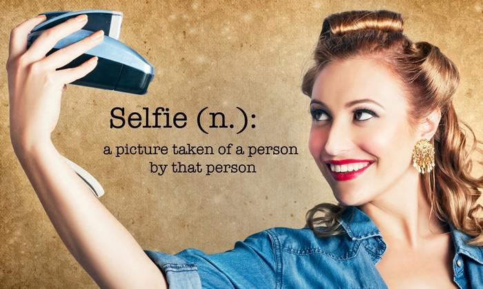 selfie tendance