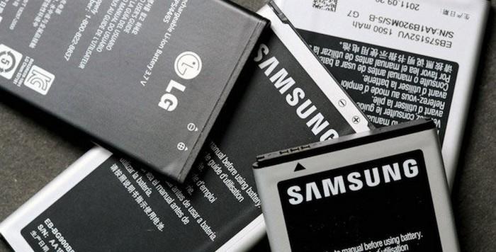 smartphone batteries 2011