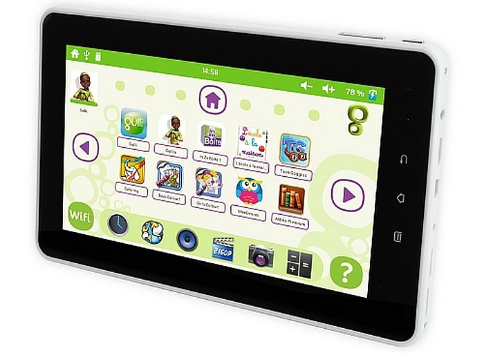 tablette gulli CI1100