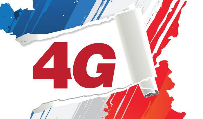 free mobile réseau 4G france