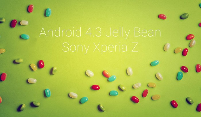 Android 4.3 sony xperia z