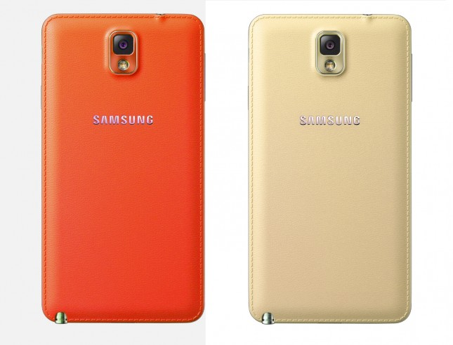 Samsung Galaxy Note 3 or rouge