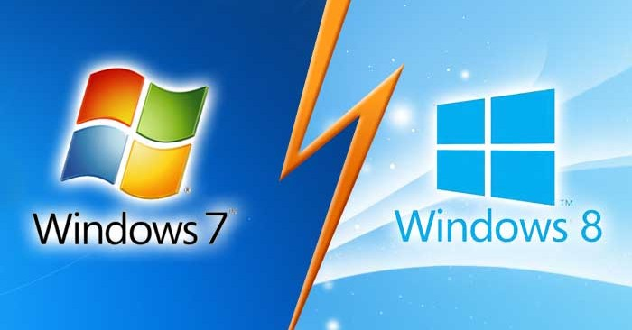 windows 7 windows 8