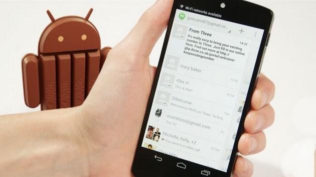 android 4.4.2 Nexus 4 5 7 10