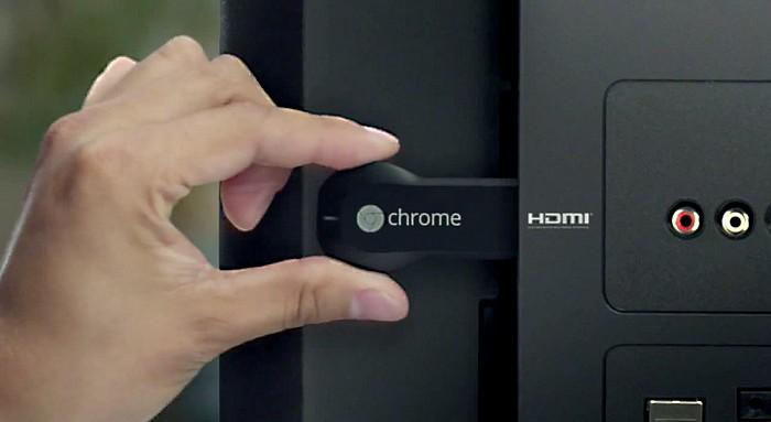 chromecast lancement mondial
