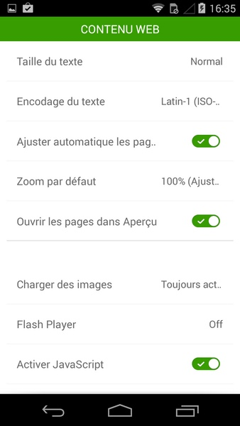 dolphin browser flash player android