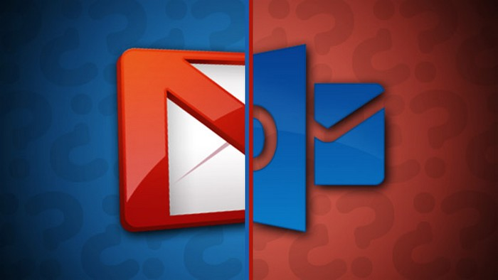 gmail outlook changer