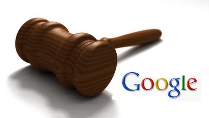 google amende