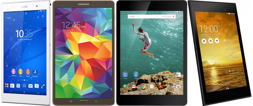 guide d'achat tablettes Android