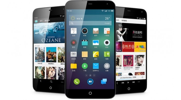meizu mx3 france