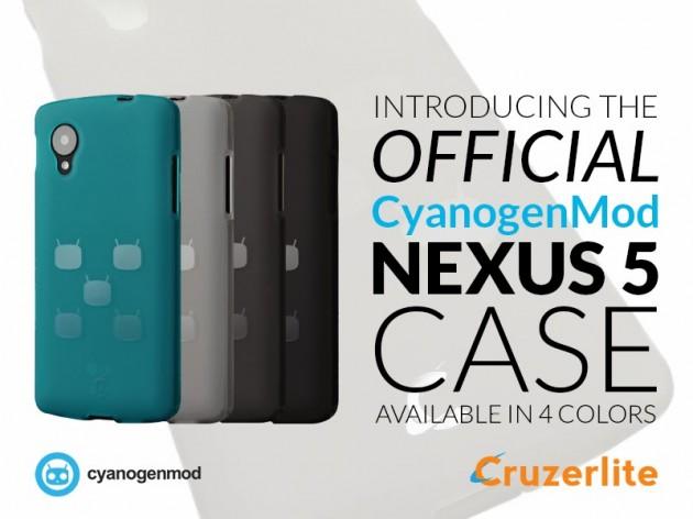 nexus 5 coque cyanogen
